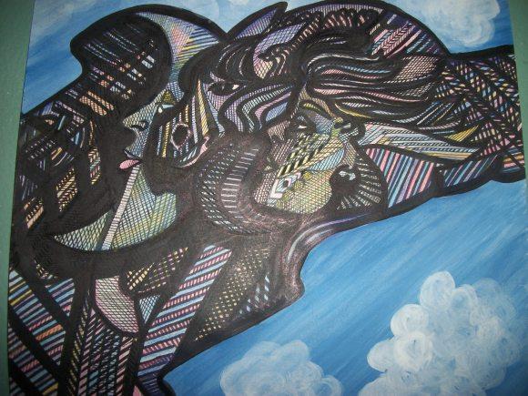 Dream Of Freedom, c.1986S.T.martin