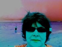 Blue Beach Day