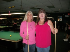 Flamingo Billiards Tour at Amy's Billiards (pictured) The Year Before Fall